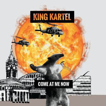 COME AT ME NOW cover art