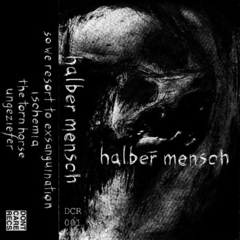 Halber Mensch cover art
