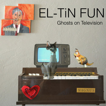 Ghosts on Television cover art