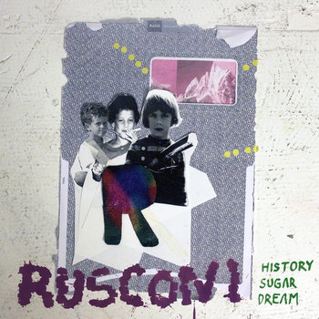 History Sugar Dream cover art