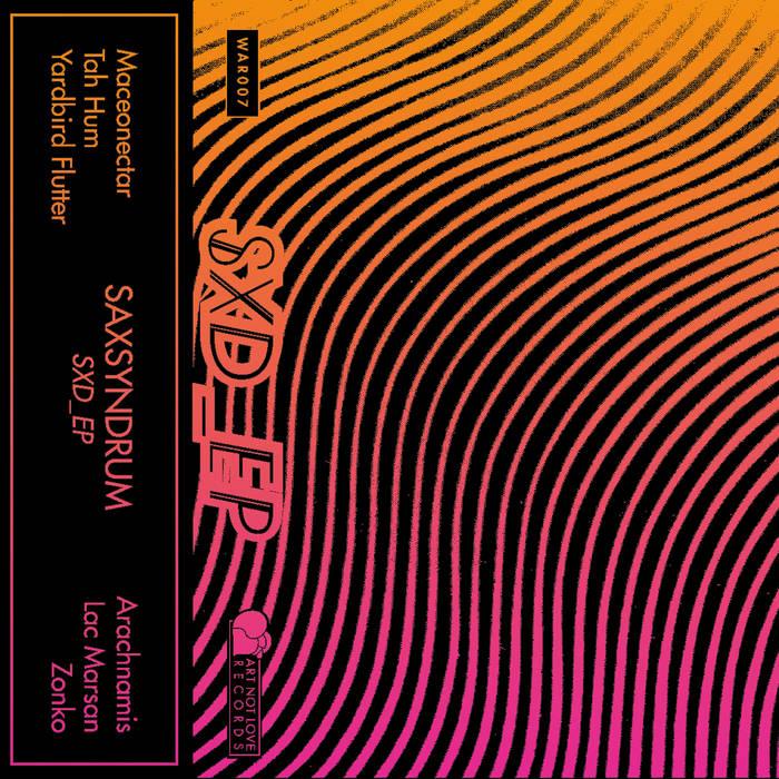 SXD_EP cover art
