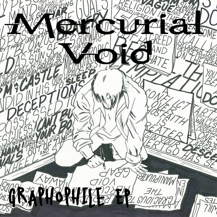 Graphophile EP cover art