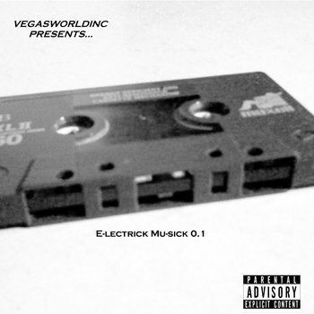 E-lectrick Mu-sick 0.1 cover art