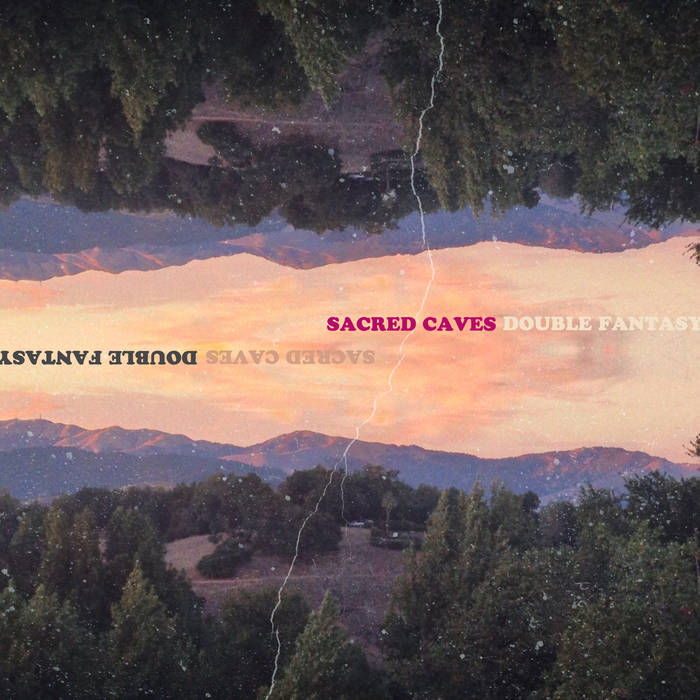 Sacred Caves Double Fantasy cover art