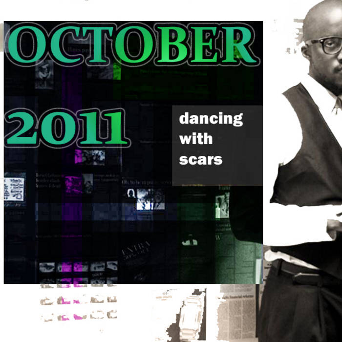 Dancing With Scars - October 2011 cover art