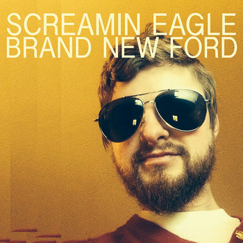Brand New Ford cover art