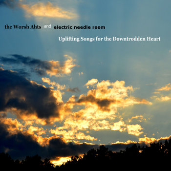 Uplifting Songs for the Downtrodden Heart cover art