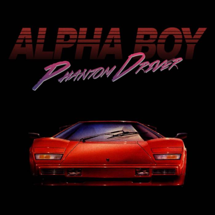 Phantom Driver - EP cover art