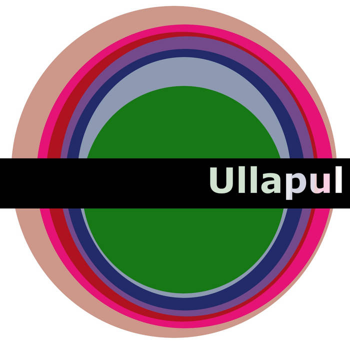 [Bite-027] Ullapul - 7X2:22 EP cover art