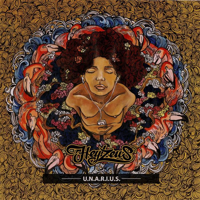 U.N.A.R.I.U.S (LP) cover art