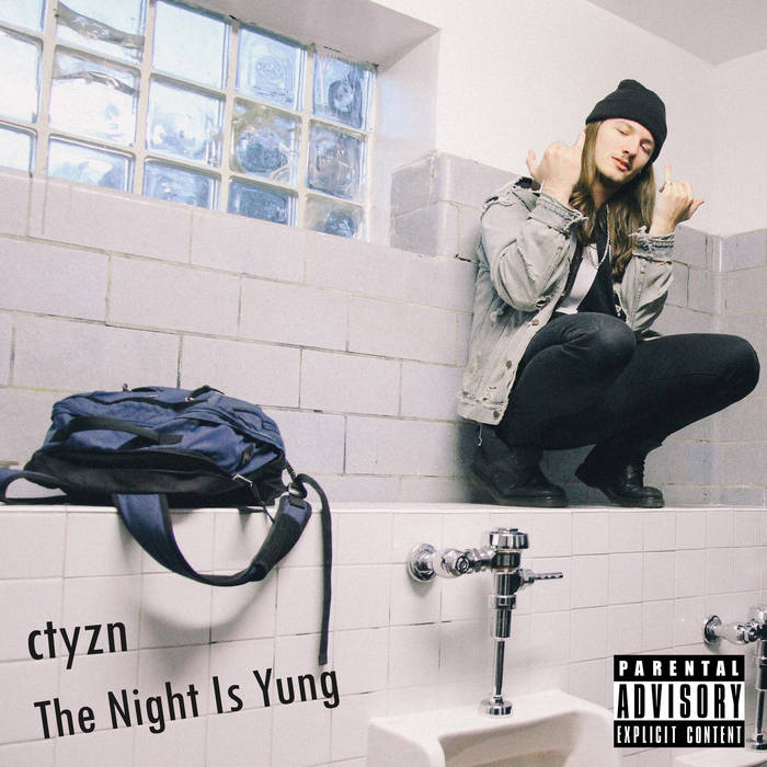 THE NIGHT IS YUNG cover art