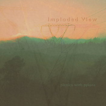 [CD Thick Card Wallet] Imploded View - Picnics With Pylons