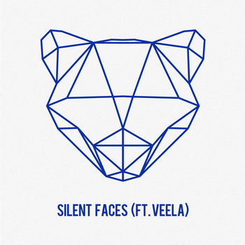 Silent Faces (ft. Veela) cover art