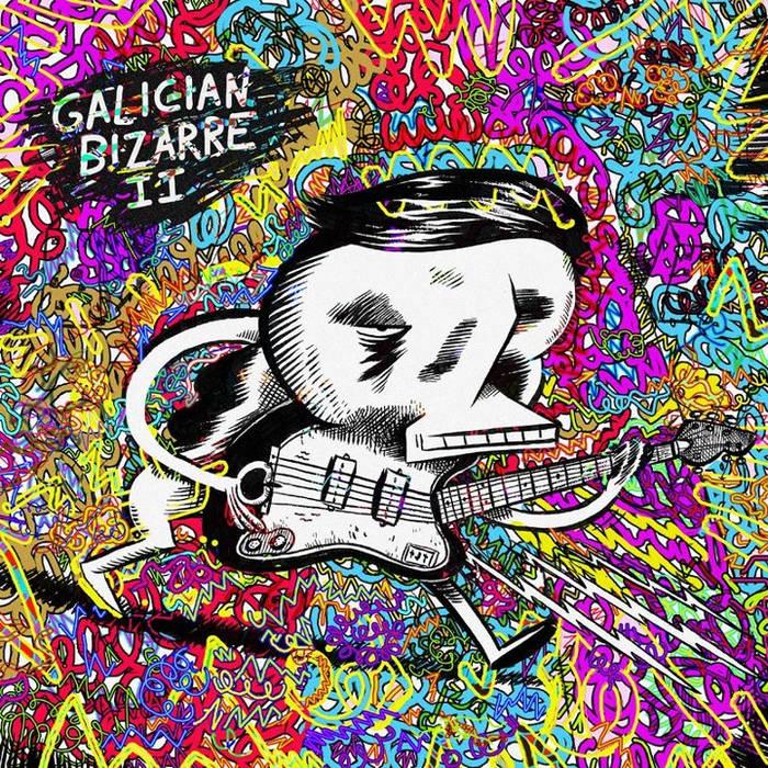 Galician Bizarre II cover art