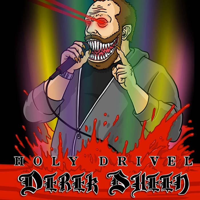 Holy Drivel Deluxe with Video cover art
