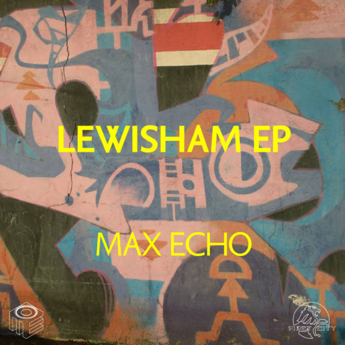 Lewisham EP cover art