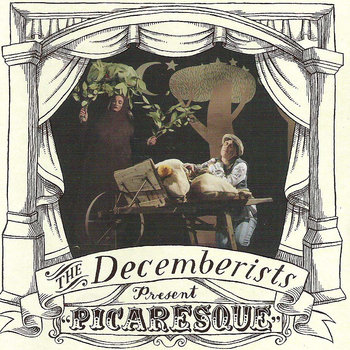 Picaresque cover art