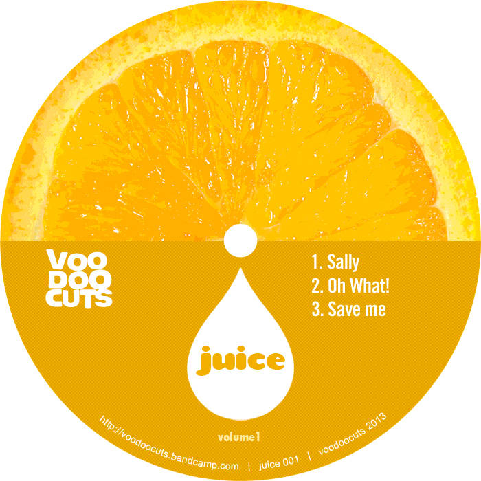 Juice vol.1 cover art