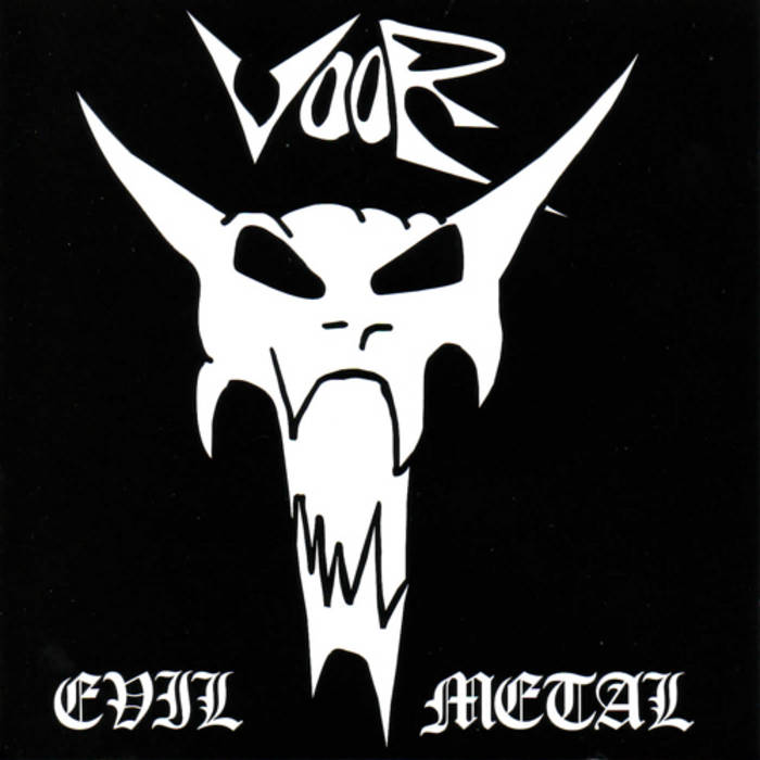 Evil Metal cover art