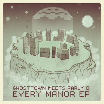 Every Manor EP cover art