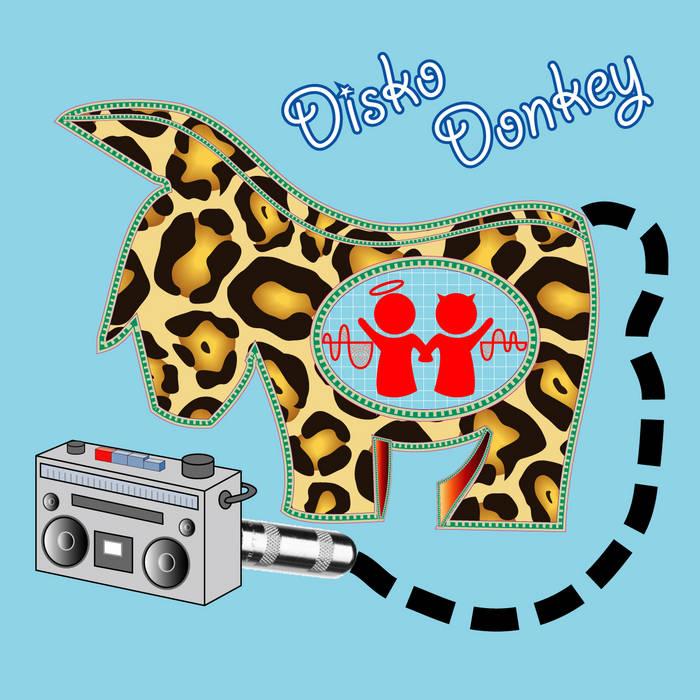 Disko Donkey cover art