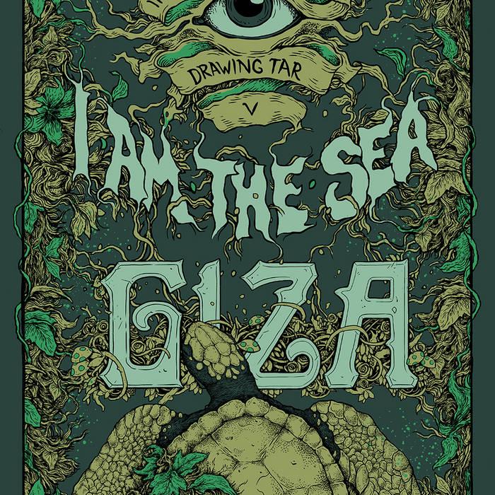 I Am The Ocean, I Am The Sea cover art