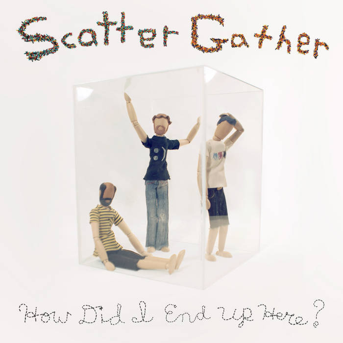 How did I end up here? cover art
