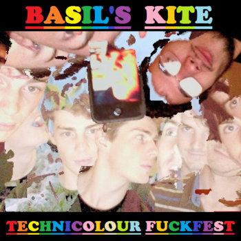 Technicolour Fuckfest cover art