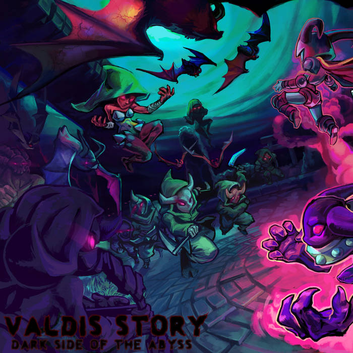 Valdis Story: Abyssal City - Dark Side of the Abyss cover art