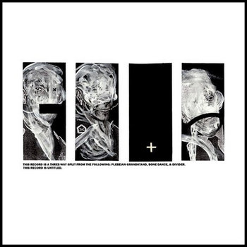 Split w/ Bone Dance + Plebeian Grandstand cover art