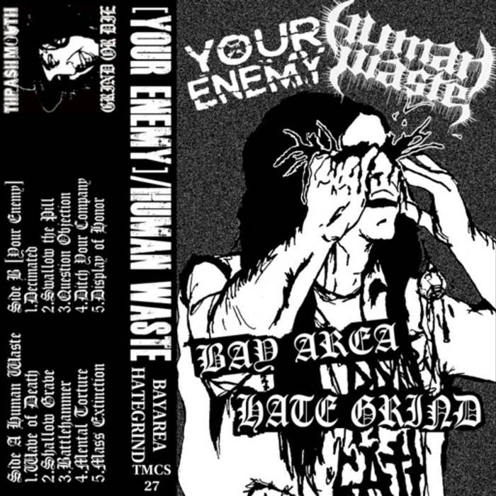 Split w/ [Your Enemy] cover art