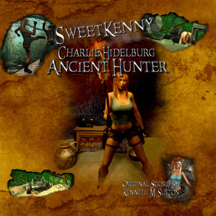 Ancient Hunter cover art