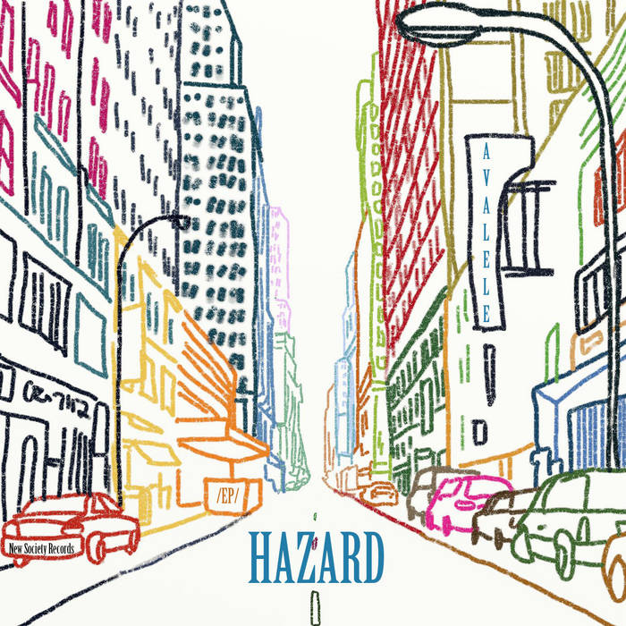 Hazard [ep] cover art