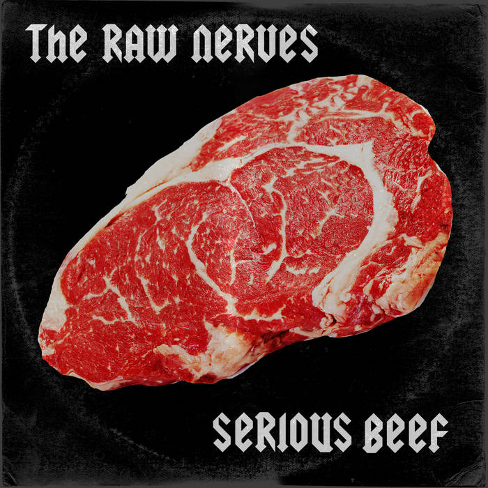 Serious Beef EP cover art