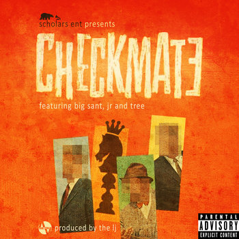 Checkmate (featuring Big Sant, JR and Tree) cover art