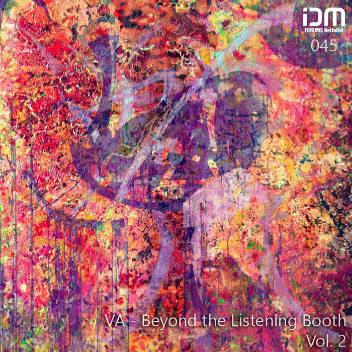 Beyond the Listening Booth Vol.2 (IDMf045) cover art
