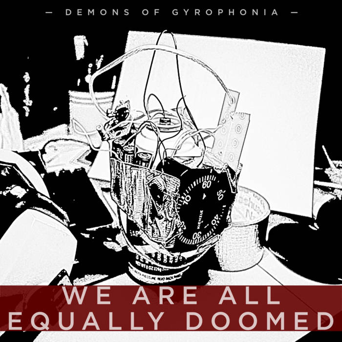 We Are All Equally Doomed cover art
