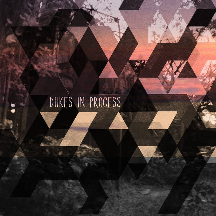 Dukes in process - 1st EP cover art