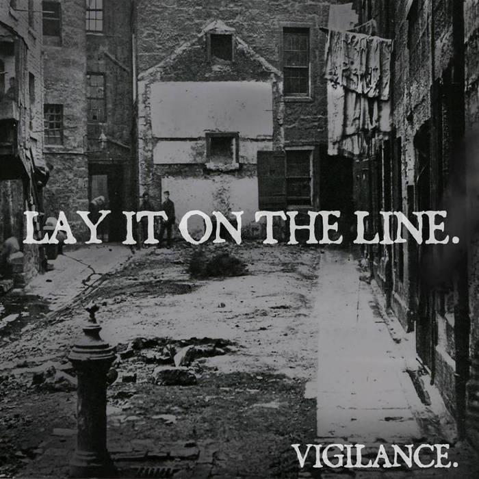 Vigilance cover art