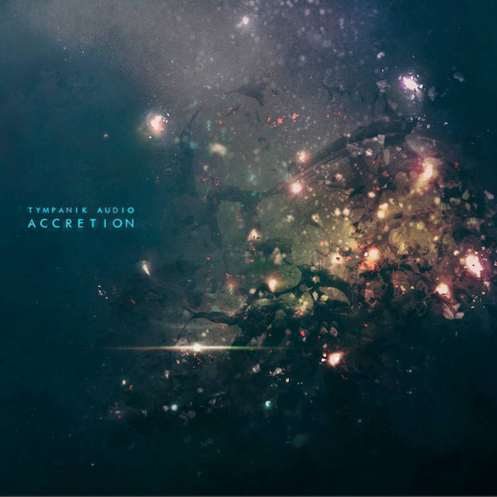 Accretion cover art