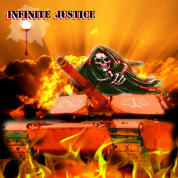 Infinite Justice cover art