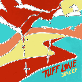 Junk E.P cover art