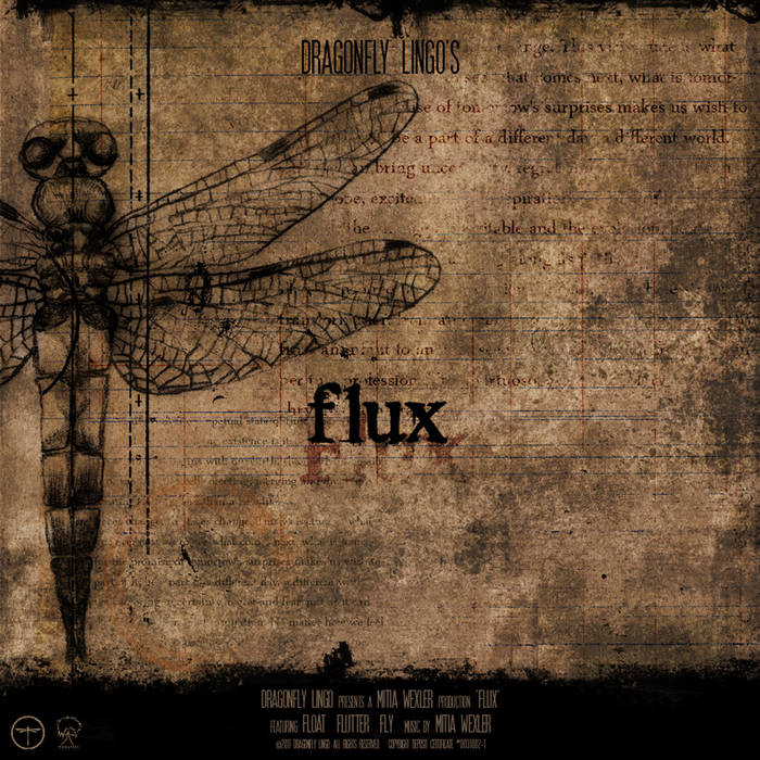 Flux cover art