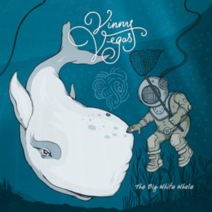 The Big White Whale cover art