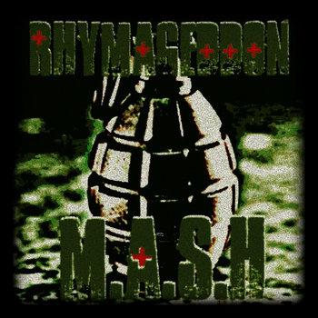M.A.S.H. cover art