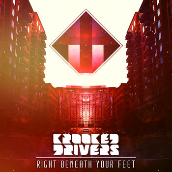 Right Beneath Your Feet cover art