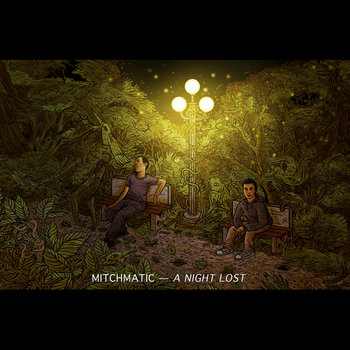 A Night Lost cover art