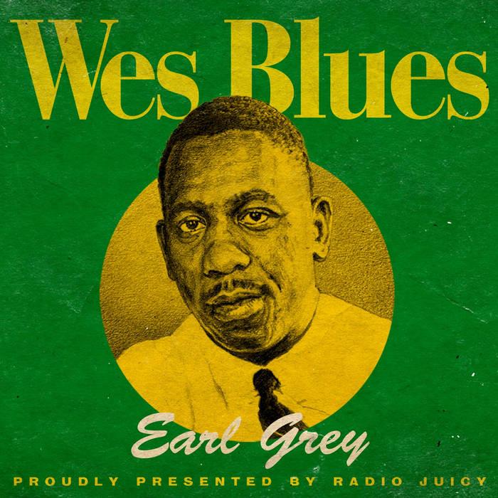 Wes Blues cover art