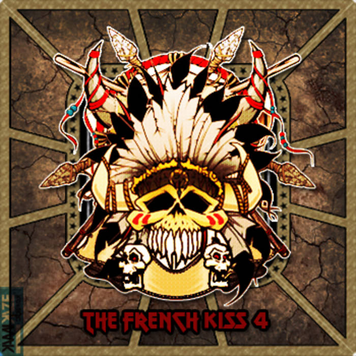 The French Kiss 4 cover art