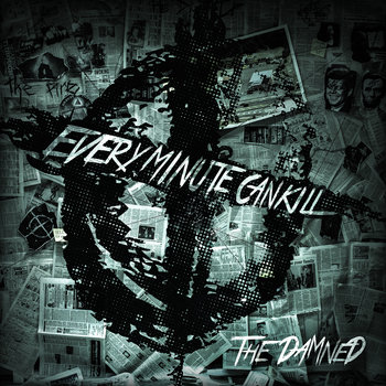 The Damned EP cover art